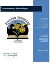 Picture of report cover of Preston Vision Report